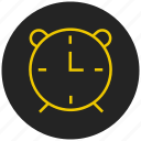 alarm, alert, clock, remainder, stop watch, time, timer icon