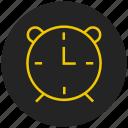 alarm, alert, clock, remainder, stop watch, time, timer icon
