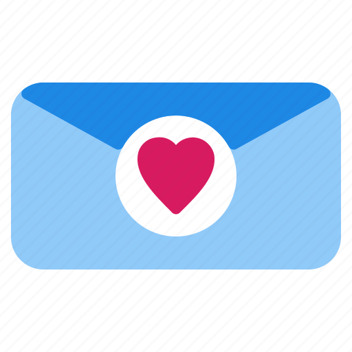 dating, envelope, invitation, love, mail, valentine icon
