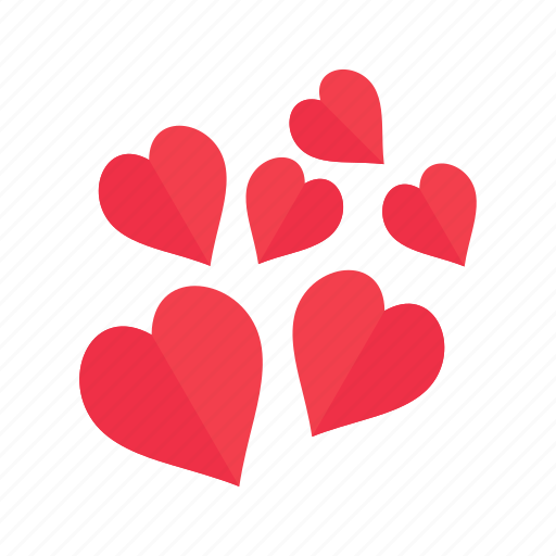 Hearts, love, romantic, valentine icon - Download on Iconfinder