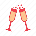 beverage, drink, drinks, glass icon