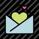 love message, heart, love, valentine, romance
