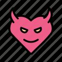 avatar, woman, love, heart, valentine