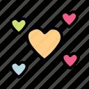 heart, love, valentine, romance, romantic