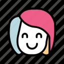 face, smiley, happy, emotion, emoticon