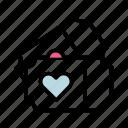 dollar, heart, love, valentine, romantic
