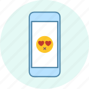 carnival, emoticon, event, festive, party, valentine icon
