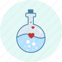 carnival, event, festive, love, party, potion, valentine icon