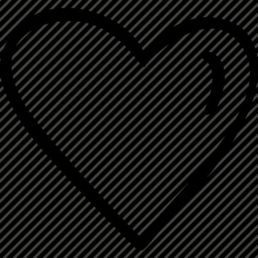 heart, love, miscellaneous, romantic icon