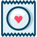 condom, love, lovers, preservative, romance, valentine