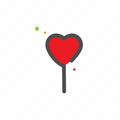 ballons, heart, love, lovers, passion, valentine icon