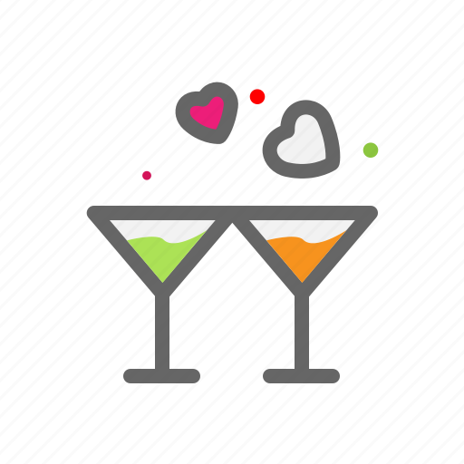 couple, heart, love, lovers, passion, valentine icon