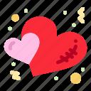 heart, hearts, love, romance