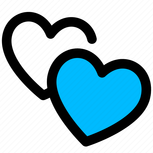Heart, love, romance, valentines icon - Download on Iconfinder