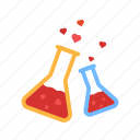 formula, love, red, romantic, valentine, valentine's day icon