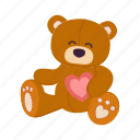 bear, kids, love, romance, teddy, toy
