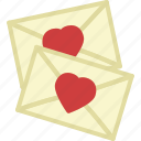 day, heart, holidays, letter, love, valentines