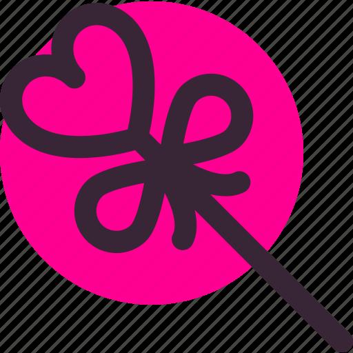 candy, gift, lolipop, love, valentine, valentine's day icon