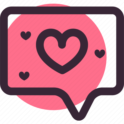 chat, date, dating, heart, love, relationship, wedding icon