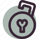 heart, lock, love, open, relationship, unlock icon