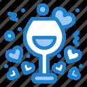 date, love, night, romantic, wine