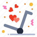 delivery, get, like, love icon
