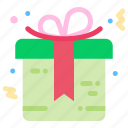 bow, gift, marriage, wedding icon