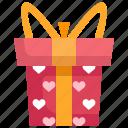 birthday, box, gift, party, present, surprise, valentine