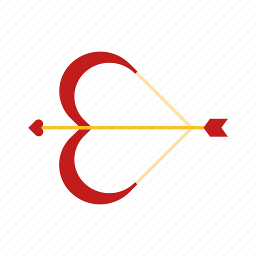 Arrow, bow, cupid icon - Download on Iconfinder