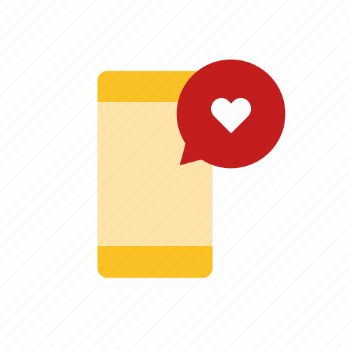 exchange, love, message icon