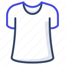 shirt, cloth, apparel, attire, wearable icon