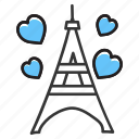 favourite tower, love signals, love tower, signals tower, tower icon