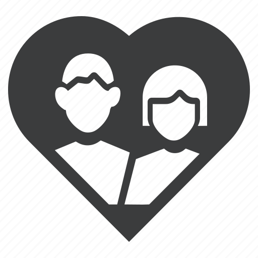 couple, day, heart, love, photo, romance, valentines icon
