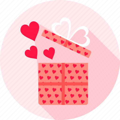 birthday, box, feelings, gift, gifts, package, present icon