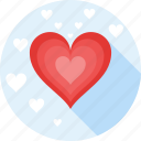 heart, hearts, love, romance, romantic, sign, valentine icon
