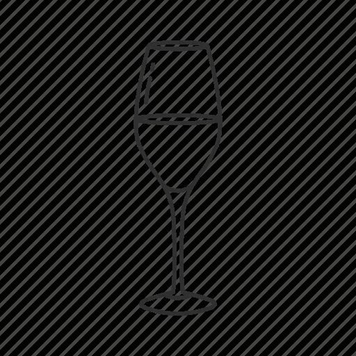 champagne, drink, glass, romantic, valentines, wine, wine glass icon