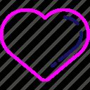 celebration, gift, heart, love, romance, valentine, valentines icon