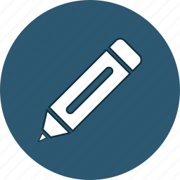 comment, edit, left feedback, pencil icon