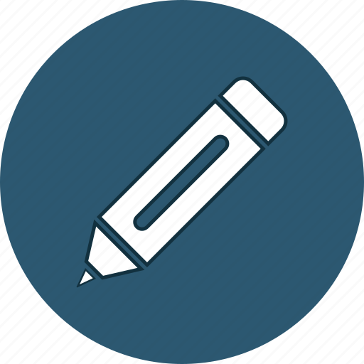 compose, draw, edit, email, pencil, scribe, write icon