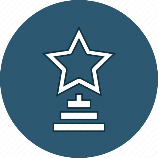 bookmark, favorite, featured, important, rating, star, starred icon