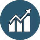bar, business, chart, graph, graphic, growth, web