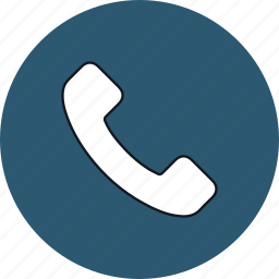 call, mobile, phone, web icon