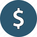 dollar, finance, money, payment icon