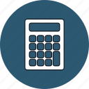 analitycs, budget, calculator, math icon