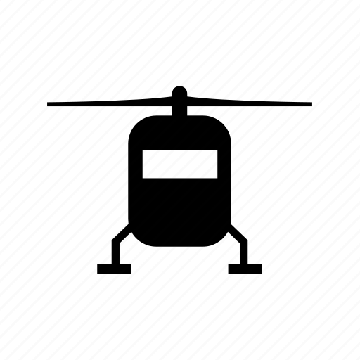 car, helicopter, transport, transportation, travel, vehicle icon
