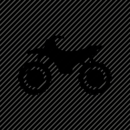 motorbike, motorcycle, transport, transportation, travel, vehicle icon