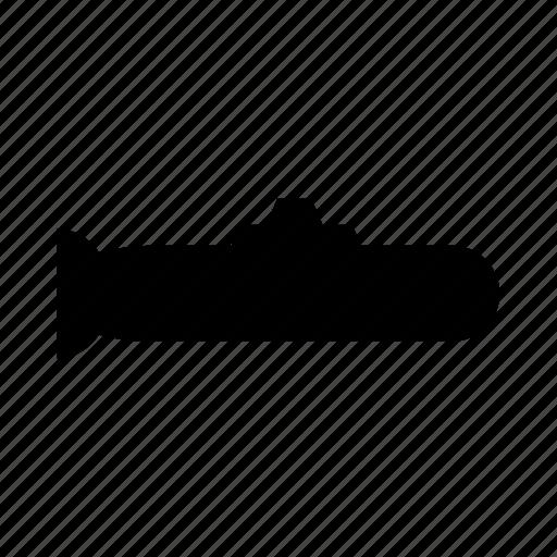 boat, ocean, sea, submarine, water icon