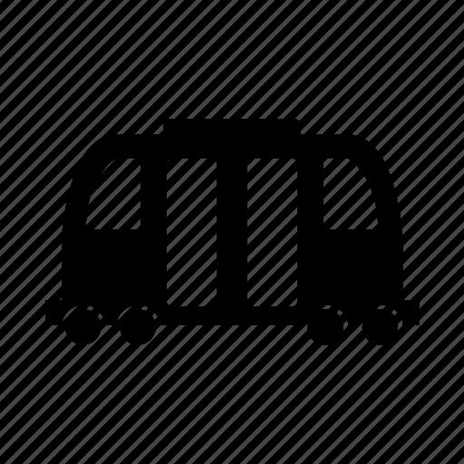 car, tram, transport, transportation, travel, vehicle icon