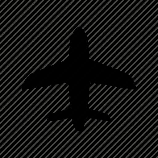 car, plane, transport, travel, vacation icon