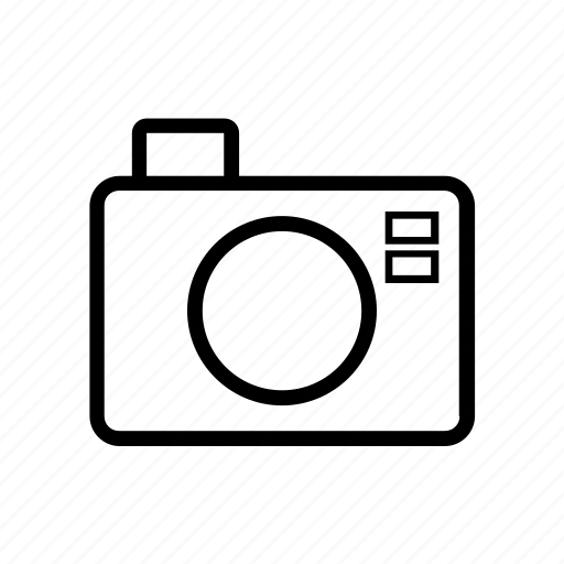 camera, image, photo, photography, picture, video icon